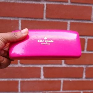 Kate ♤ Spade authentic glasses case: